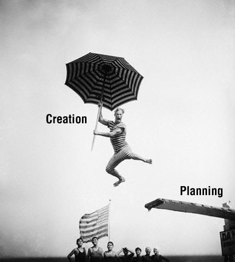 Planning_vs_Creation